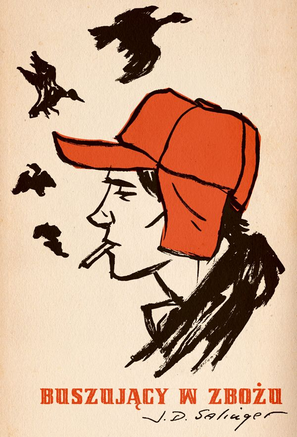 The catcher in the rye salinger books films music pinterest the catcher in the rye salinger fandeluxe Choice Image