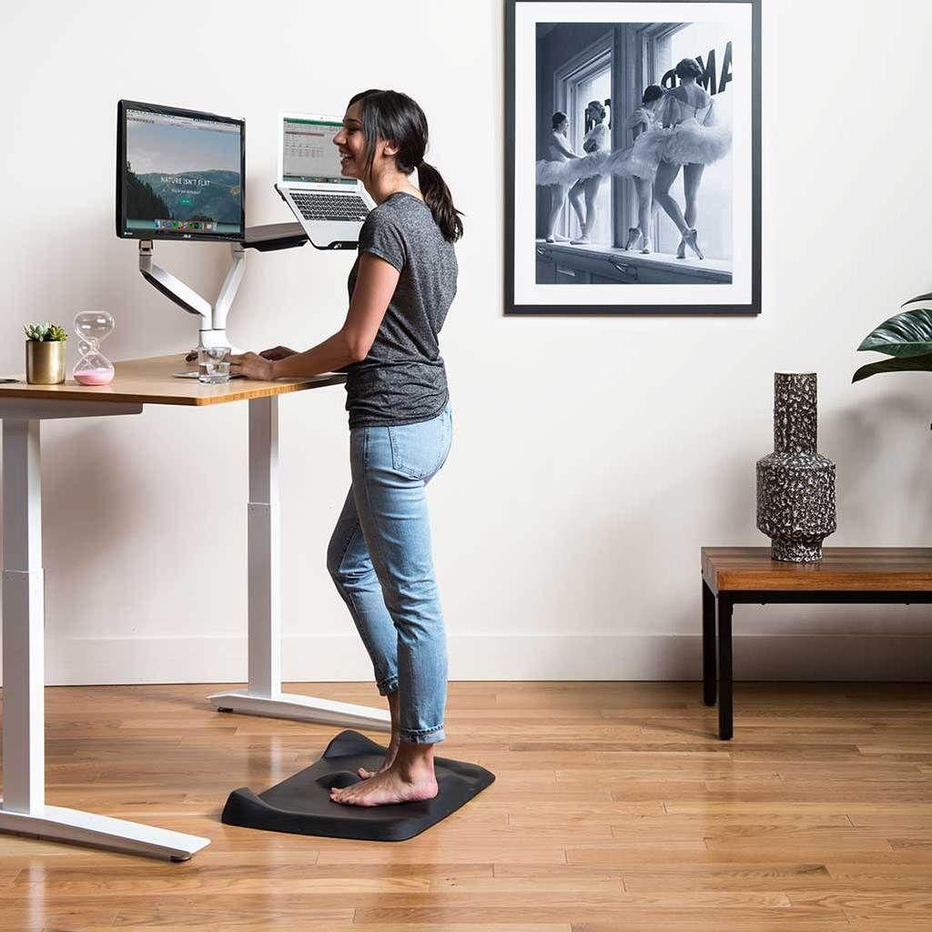 Topo Anti Fatigue Standing Desk Mat Fully Europe Best Standing Desk Standing Desk Mat Standing Desk