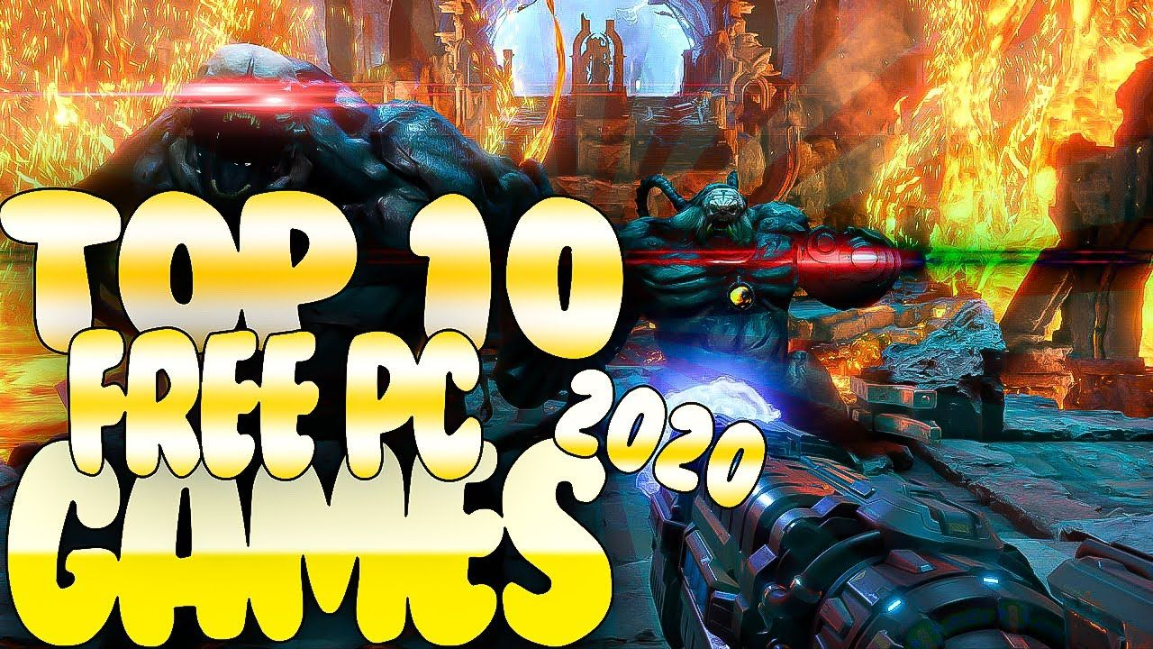 TOP 10 Free PC Games 2020 STEAM in 2020 (With images