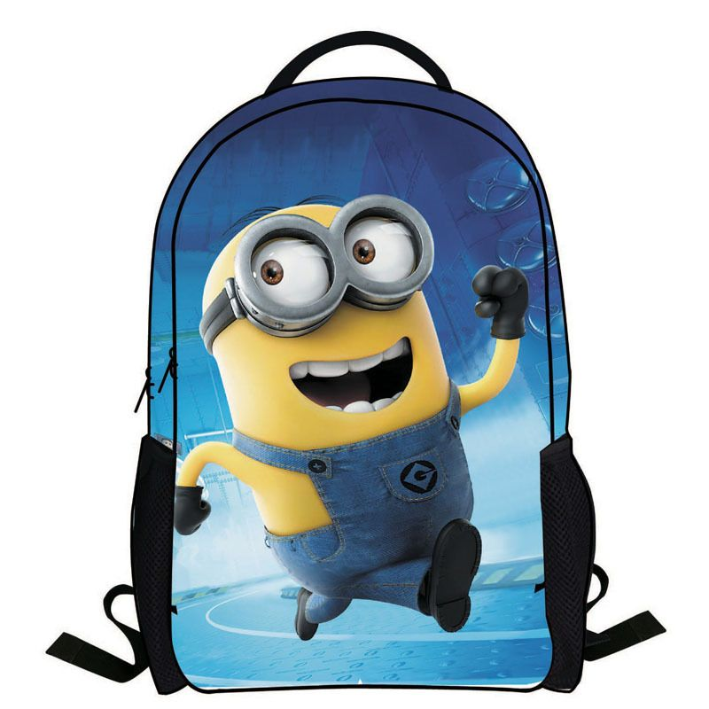 36959e1d197 Novelty Despicable Me Kids Cartoon Backpack   Price   35.72   FREE Shipping      bob  minionlove  minionsmovie  minionslove  funny  kevin