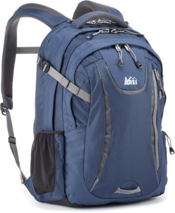 8a509738569 REI Co-op Up Lode Pack Blue Storm   Products   Pinterest   Packing ...