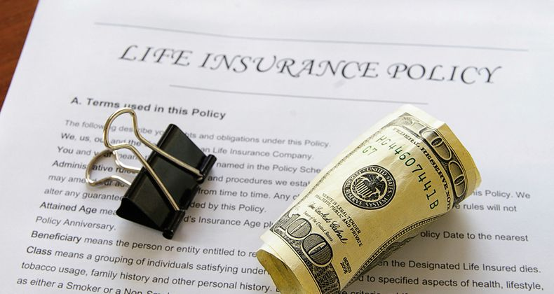 Come back of premium life insurance policy life