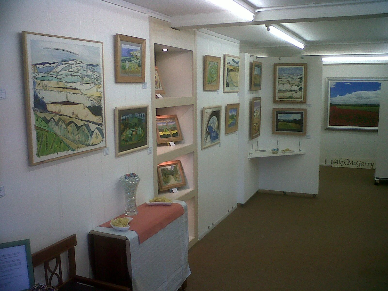 Ace Gallery Exhibition 2011