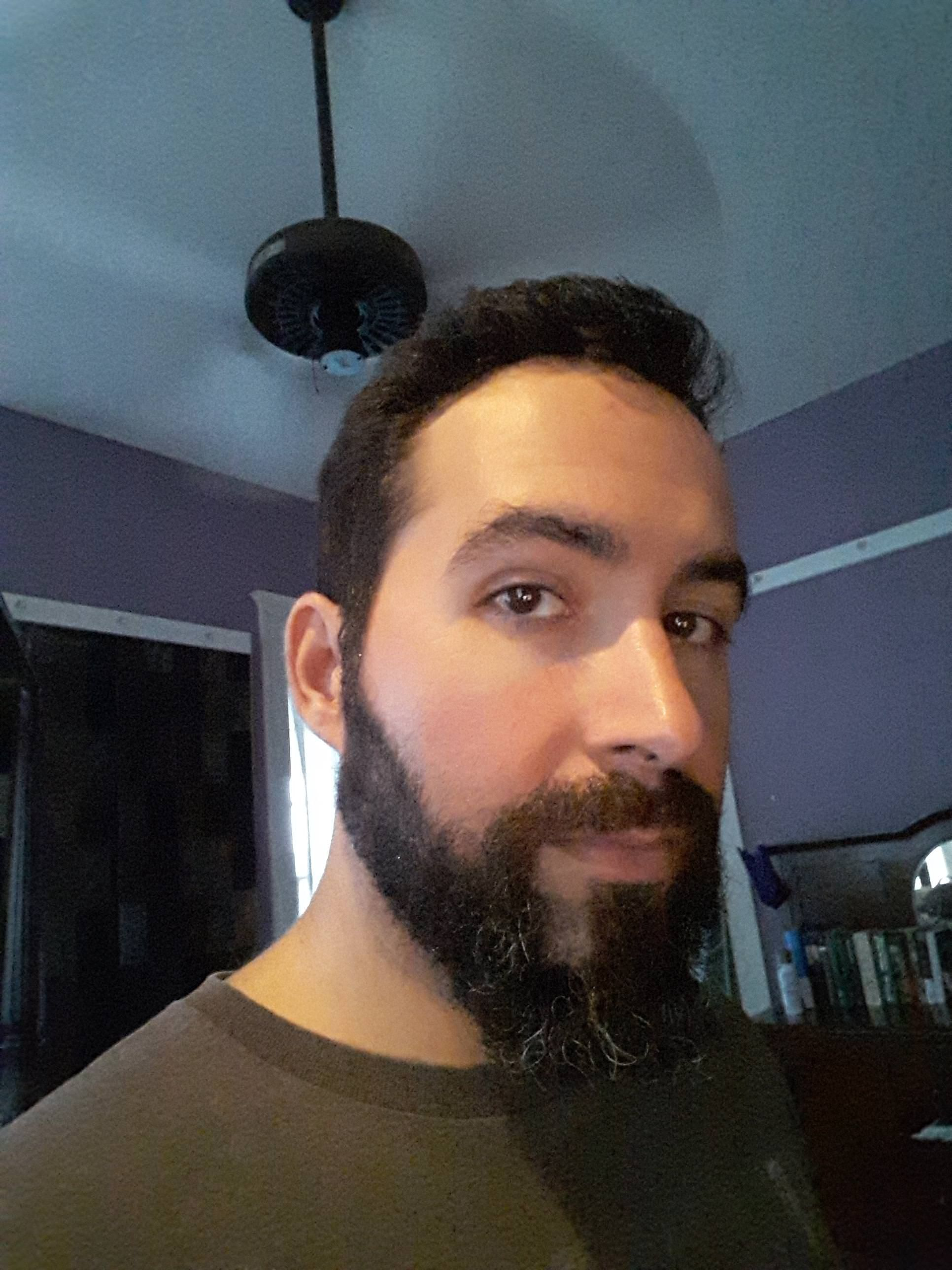 First Time Growing My Beard Out So Long And Want Some Feedback Thoughts Ions Concerns