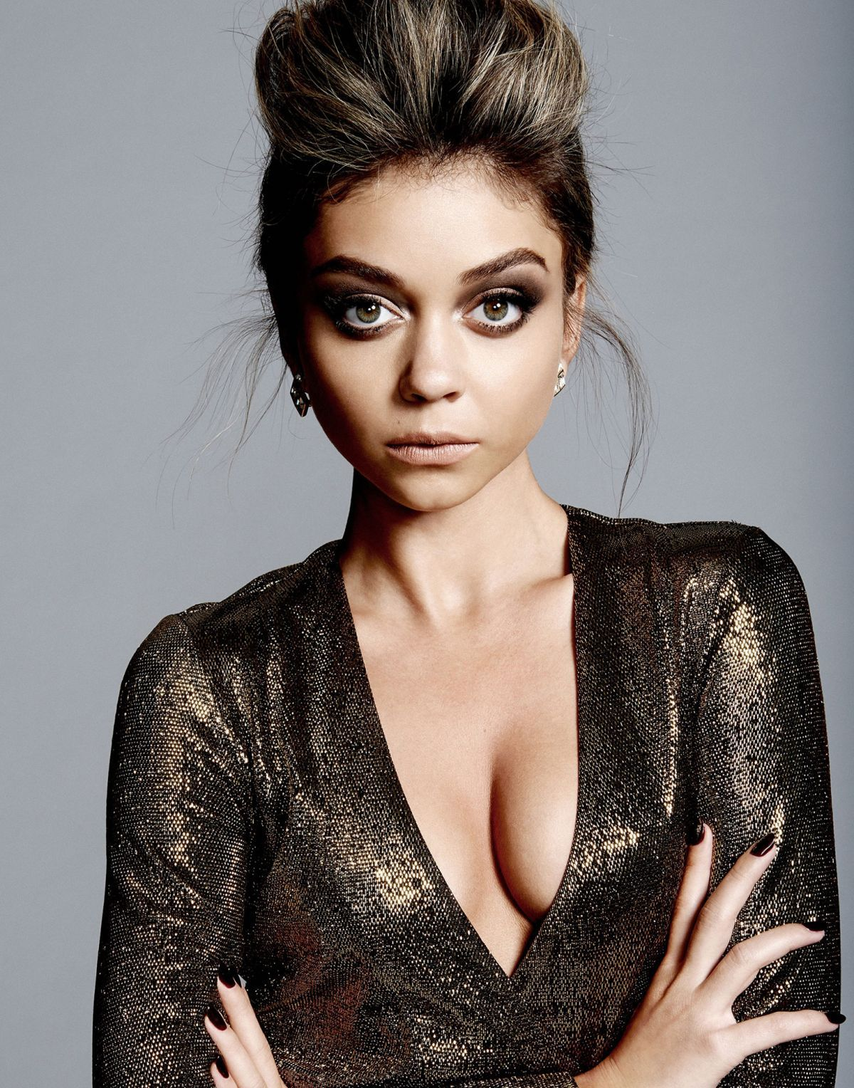 Sarah Hyland Sexy Skinny Legs (42 Photos) | #The Fappening