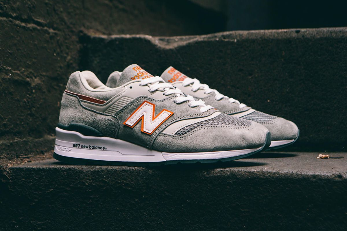 new style 24f36 15fbe ... lagoon 310806 czech new balance drops a grey orange 997 eu kicks  sneaker magazine nike unisex blue f62b7 ...