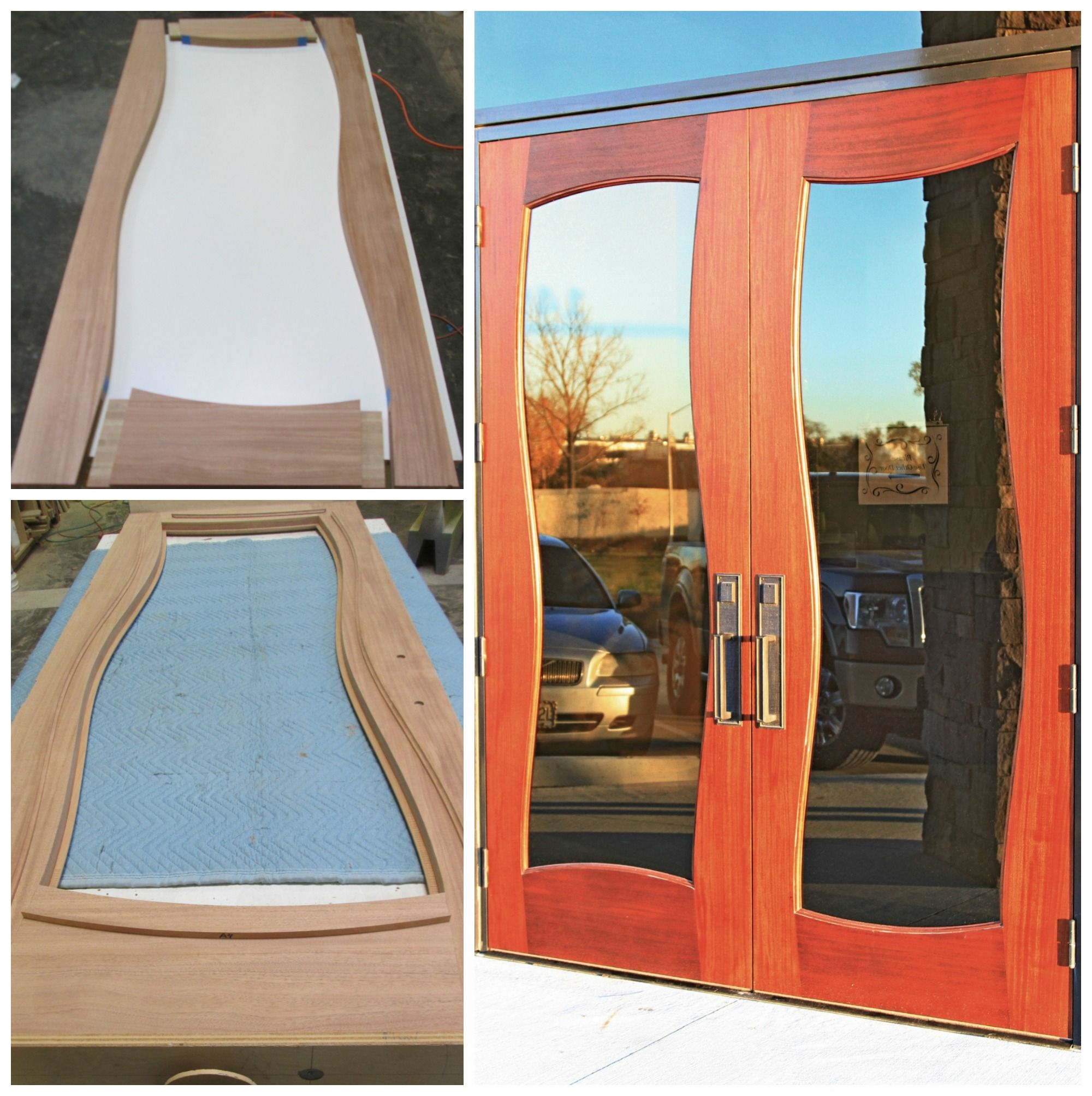 Wood Storefront Entry Doors Wood Doors And Accessories Pinterest