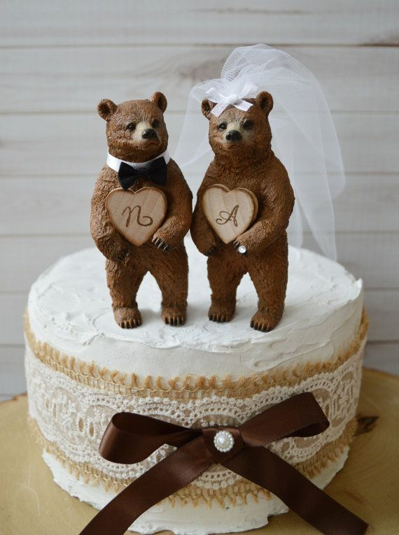 Find This Pin And More On Wedding Cake Toppers