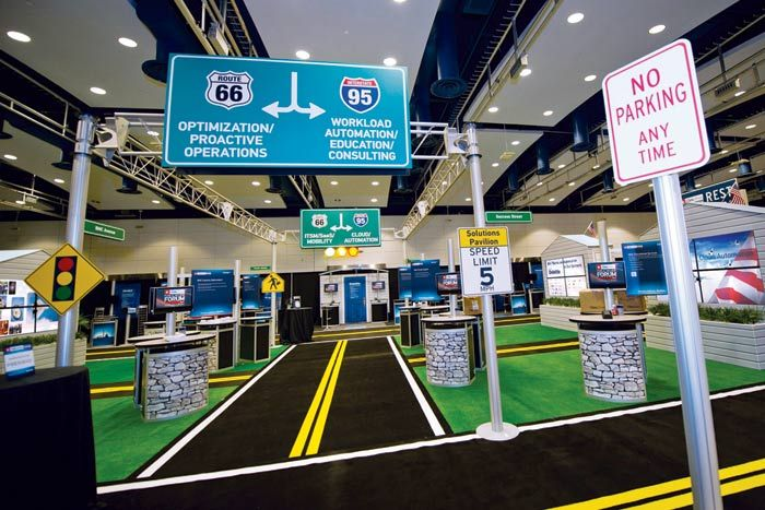 most inspiring trade show booth designs 2015