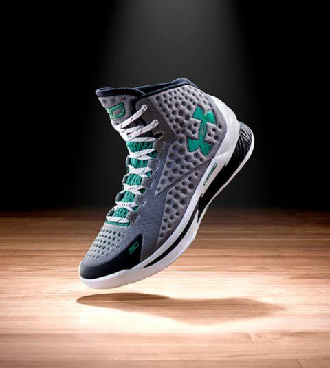 f2e23ebed0 The Curry One - Stephen Curry's signature basketball shoes from ...