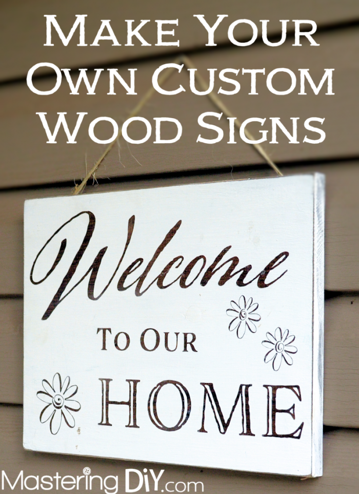 Make Your Own Custom Wood Signs Wooden Signs Diy Custom Wood Signs Custom Wood
