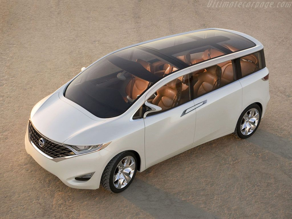 Luxury Nissan Mini Van Very Cool This Is So U Can See The Top