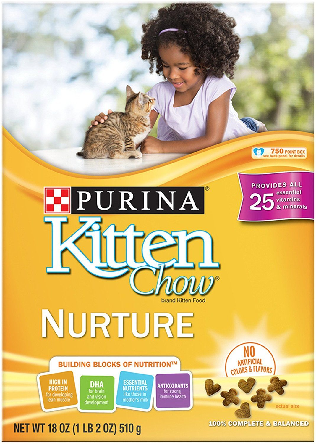 Purina Cat Chow Kitten Dry Kitten Food Click Image For More Details This Is An Affiliate Link And I Receive A Commission Kitten Food Cat Chow Dry Cat Food