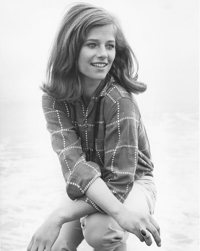 Some Fascinating Teenage Girl Bedroom Ideas: Charlotte Rampling Young