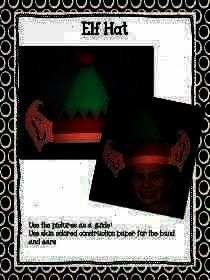 story Or Polar Express Day   BME Elf Hat  Great for any Christmas story Or Polar Express Day  BME Elf Hat  Great for any Christmas story Or Polar Express Day Elf Hat  Gre...