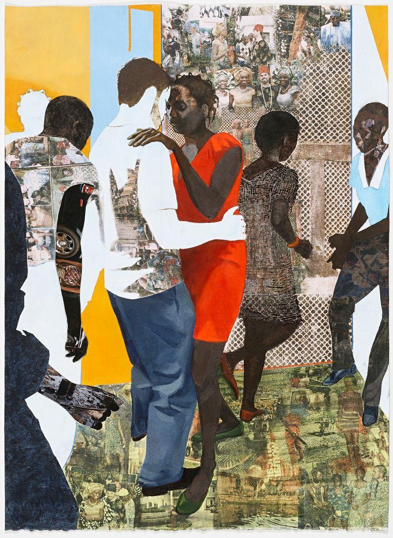 Art Attacks! Online — Collage PainterNjideka Akunyili