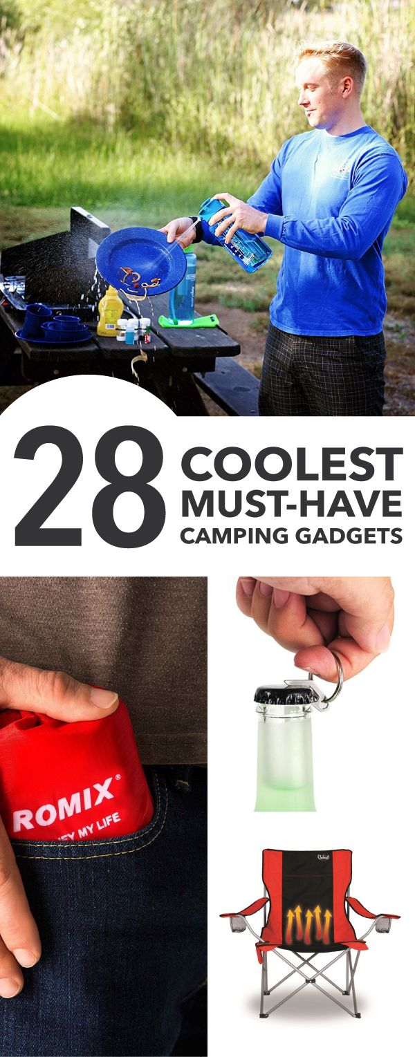 Photo of 28 Coolest Must-Have Camping Gadgets 2019