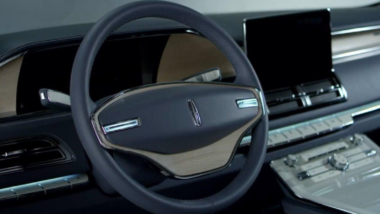 2017 Lincoln Navigator Concept Interior | Lincoln | Pinterest ...