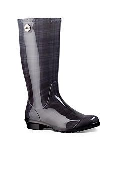 UGG® Australia Shaye Plaid Tall Rainboot · Wellies ...