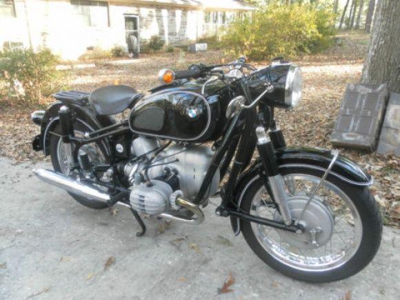 Fresh Boxer 1963 BMW R60/2 Bmw vintage, Bmw motors, Bmw e28