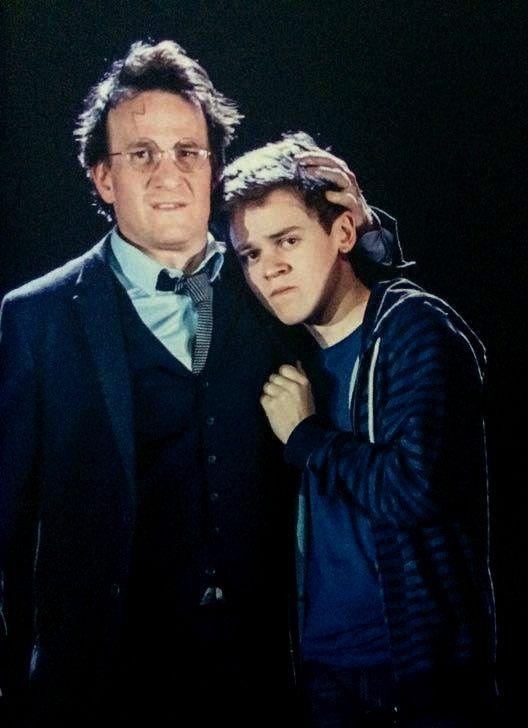 Albus Severus Potter, Albus Dumbledore, Harry Potter, Neville Longbottom,  Cursed Child,