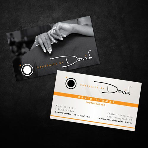 Showcase Of Creative Business Cards With Background Images