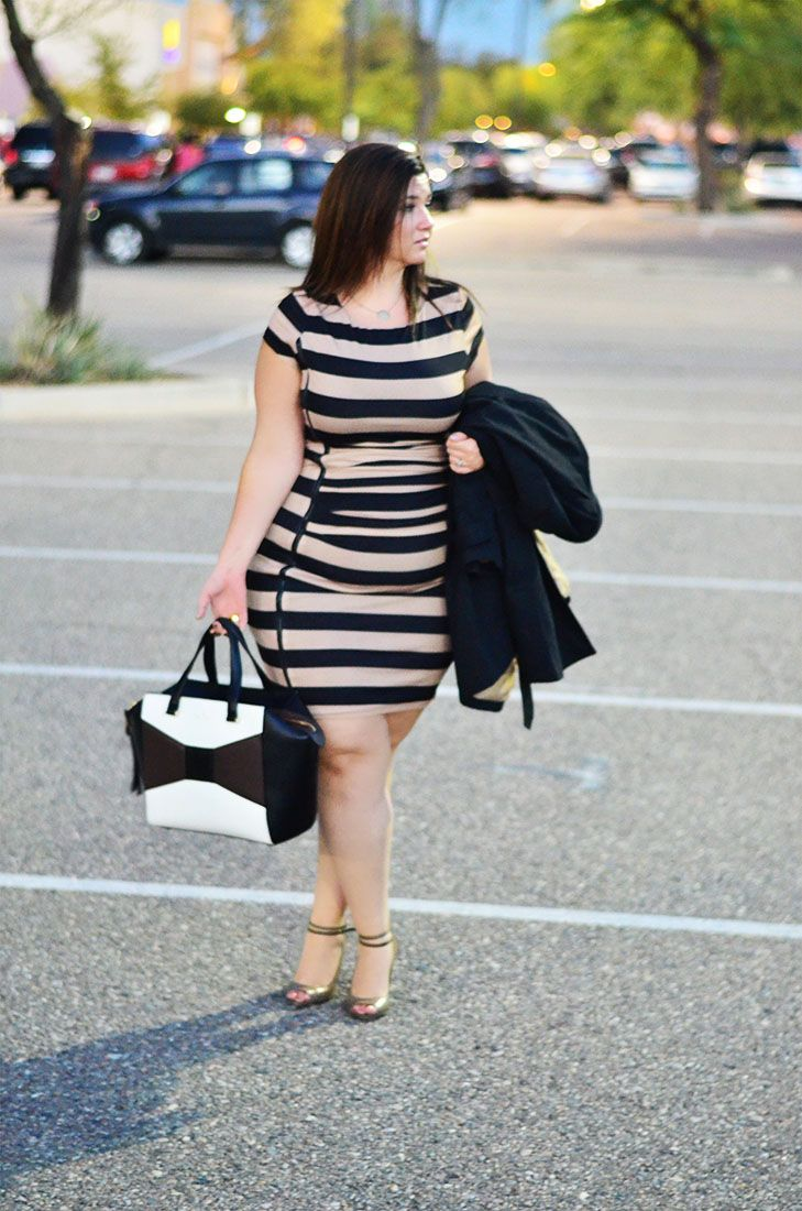 On different types body bodycon job dress back