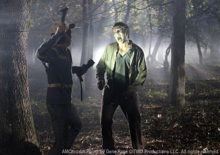 "Glenn and Randall  - Season 2/12 - ""Better Angels"""