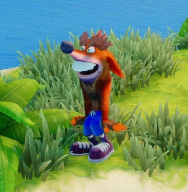 Fake Crash - Crash Bandicoot | Crash Bandicoot | Crash bandicoot