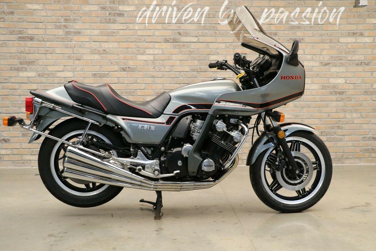 1981 Honda CBX1000 Super Sport Vintage Motorcycle For