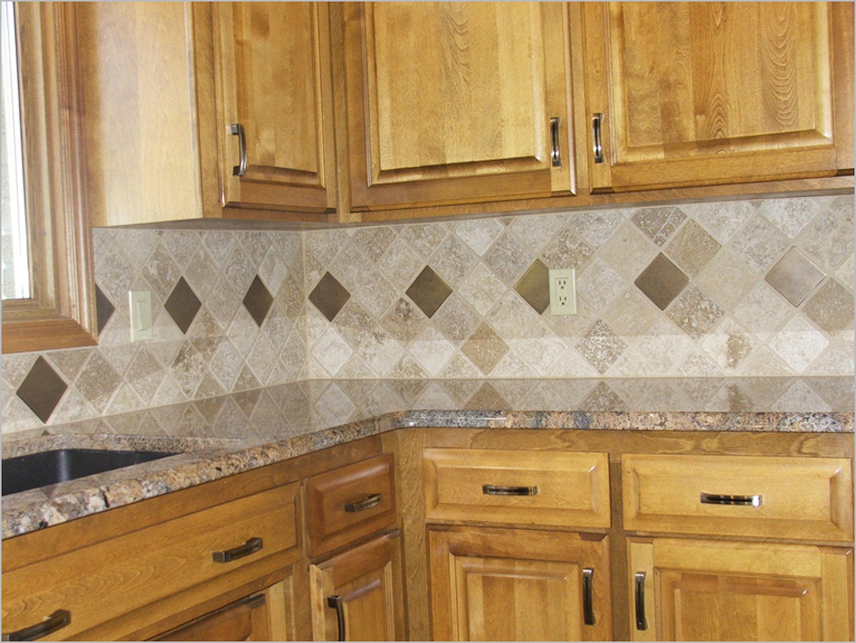 Kitchen Glamorous Rustic Kitchen Backsplash Ideas With Dark Brown Color And Center Island W Rustic Kitchen Backsplash Kitchen Tiles Backsplash Rustic Kitchen