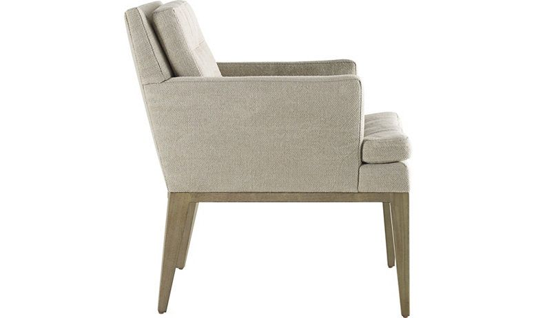 Ojai Dining Chair By Barbara Barry 3342 Baker Furniture