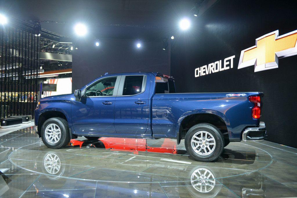 2019 chevrolet silverado 1500 truck chevy truck