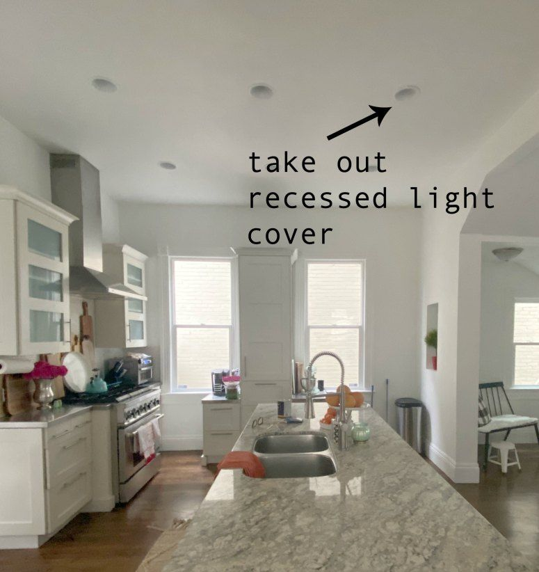 How To Change A Recessed Can Light To A Pendant Light No