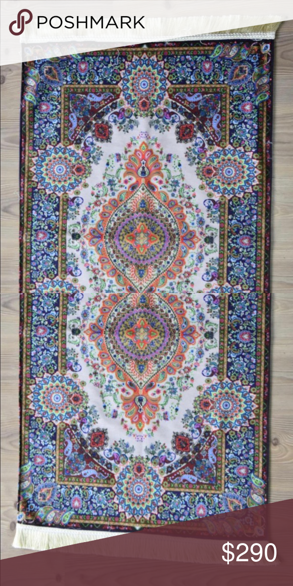 Handmade Silk Carpet Atlantic Nwt Silk Carpet Boho Carpets Textured Carpet