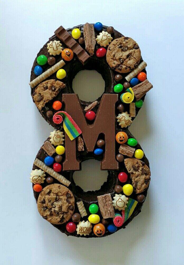 My number cake #lettercakegeburtstag My number cake #lettercakegeburtstag