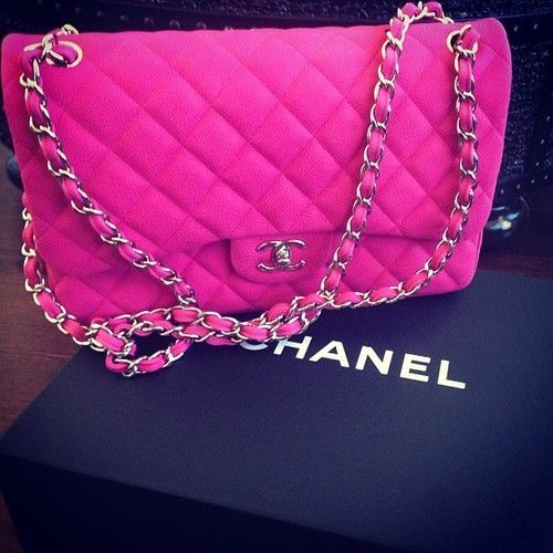 Hot pink Chanel  5938fcdc5ae77