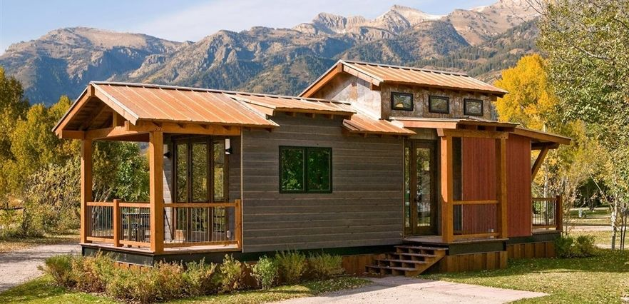 Superb Cabin In Jackson Hole Wyoming