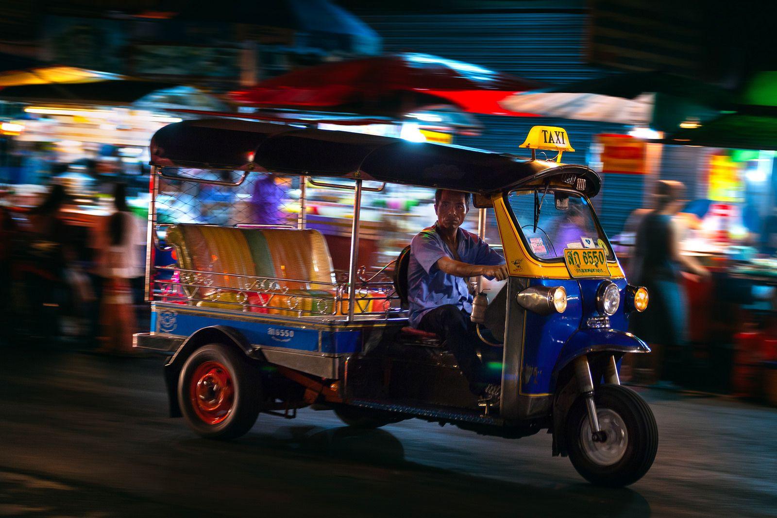 Mr tuk tuk with images thailand travel leisure