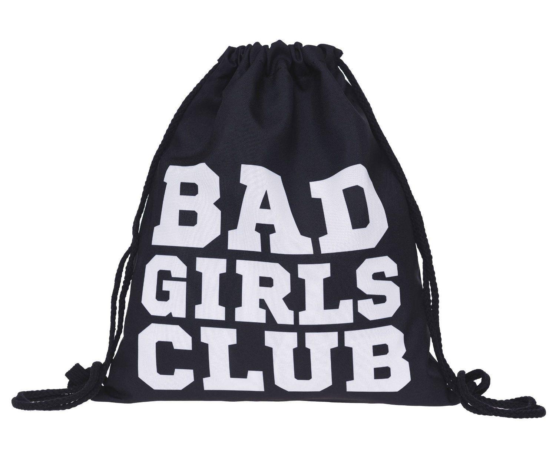 Beutel Bad Girls Club Instagram Turnbeutel Gym Bag Gymsack Sack ...