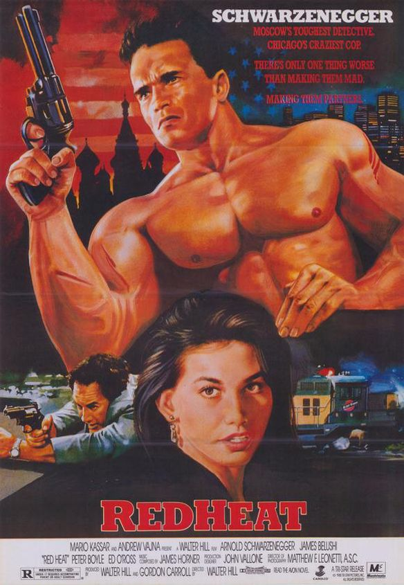 The Action Films Of Arnold Schwarzenegger, In Order Of