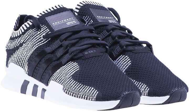 Adidas Originals blanco y negro EQT Support ADV PK zapatilla Jay