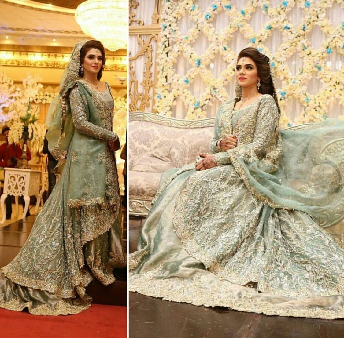 Pin by Fatima Memon on THE MODERN BRIDE | Pinterest | Asian wedding ...