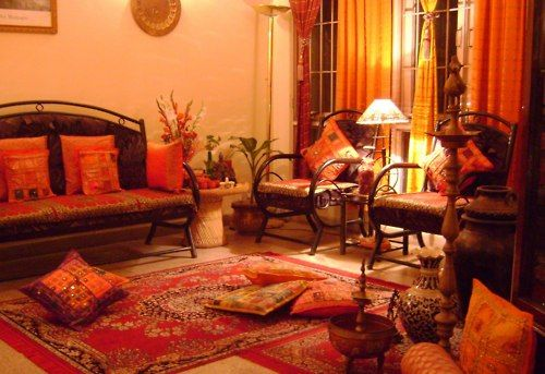 Explore Indian Living Rooms, Orange Living Rooms, And More! Middle Eastern  ... Part 85