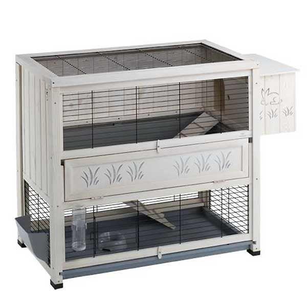 Rabbit hutch indoor but why is it so important to have for Cage lapin exterieur