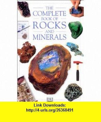 2018 年の the complete book of rocks and minerals 9780789401694