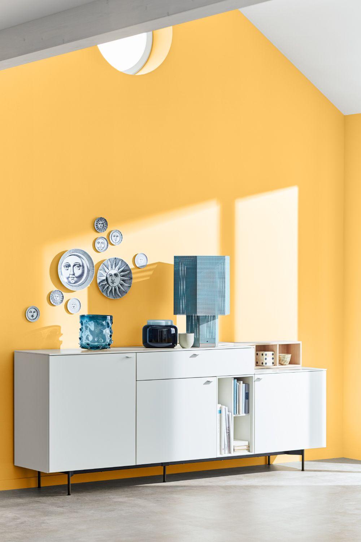 Trendfarbe Honey Schoner Wohnen Farbe Wohnen Schoner Wohnen