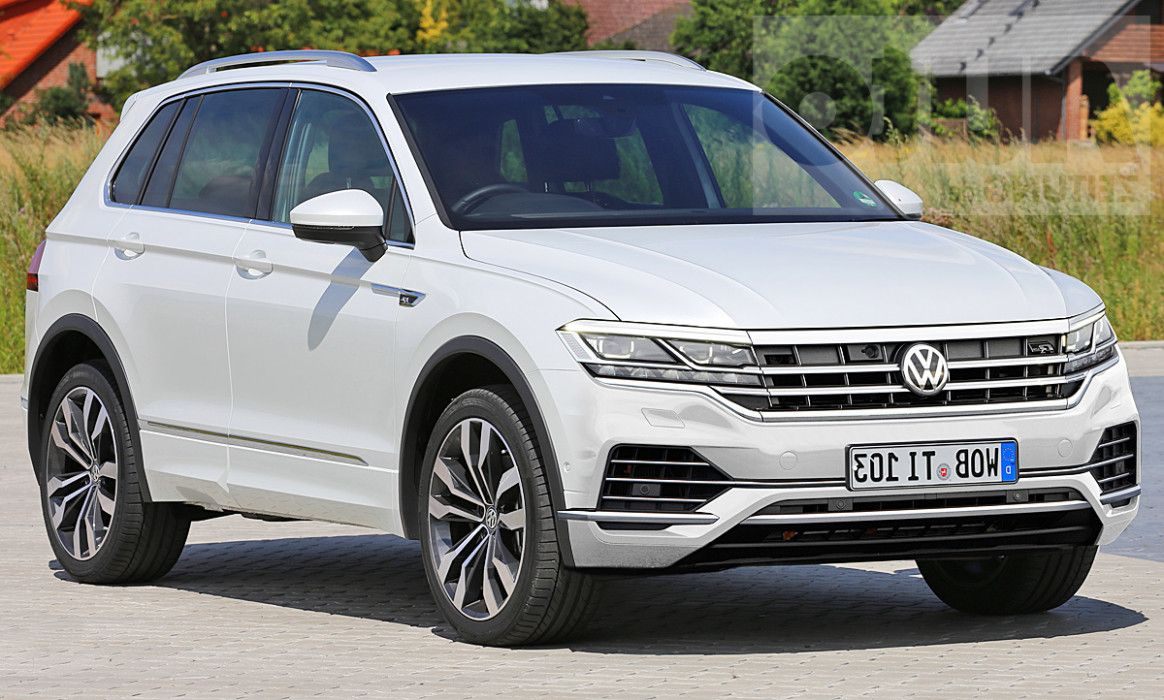 The Story Of Volkswagen Tiguan Facelift 2020 Has Just Gone Viral Volkswagen Just Go Facelift