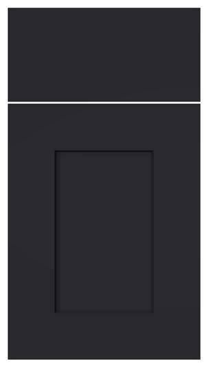 Painted Black Shaker Cabinet Door By Nikki Maynard Cabinets Shaker Cabinets Shaker Cabinet Doors Buy Kitchen Cabinets