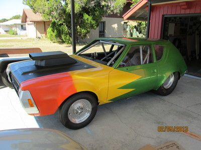 Custom Amc Gremlins 73 Amc Gremlin X For Sale Amc Gremlin
